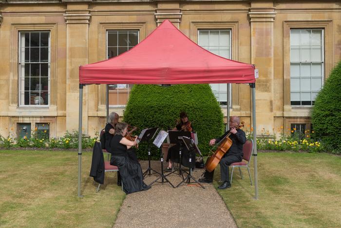 1. The Craxton String Quartet - June 2018