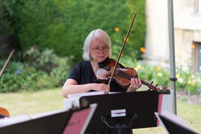 4. The Craxton String Quartet - June 2018