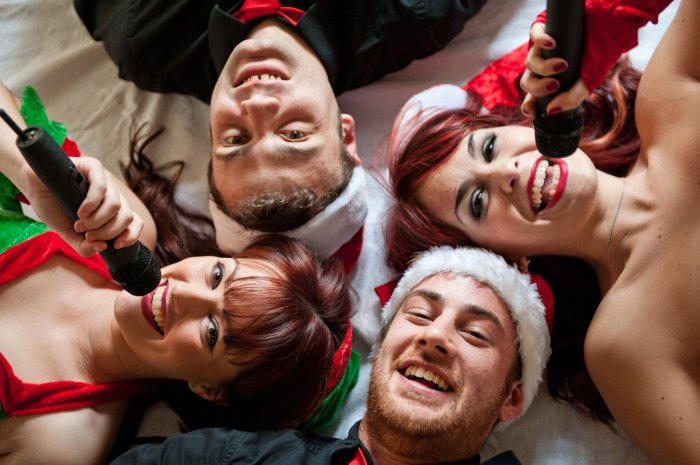 The Crazy Christmas Band : photo : Crazy Xmas Band1