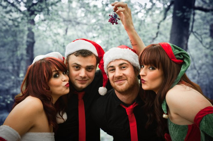 The Crazy Christmas Band : photo : Crazy Xmas Band2