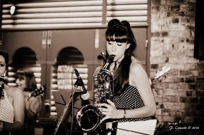 5. Saxophone