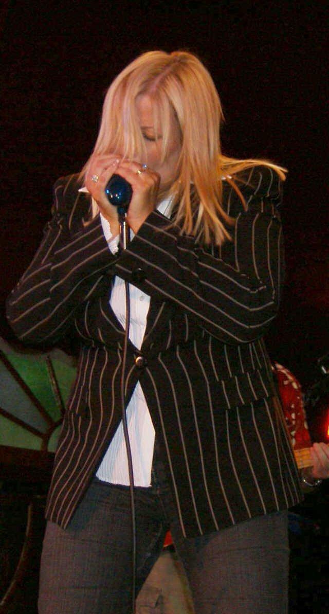 1. Dana Dixon
