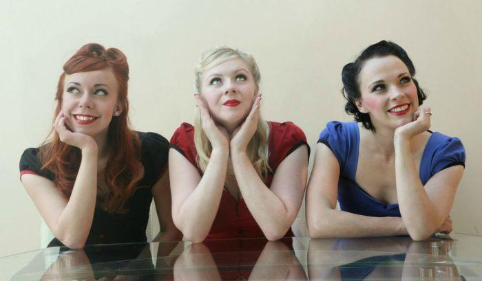 The Darling Dollies : main Freak Music profile photo
