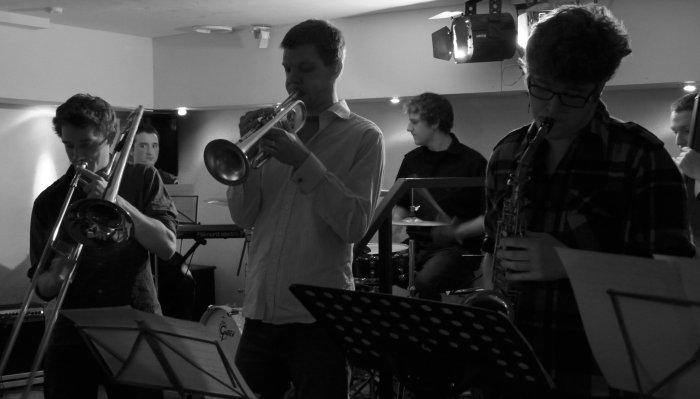 The Dave Smyth Jazz Group : main Freak Music profile photo