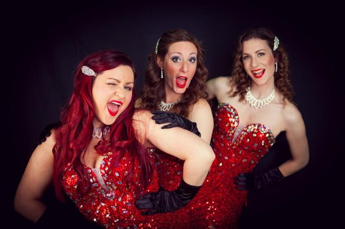 The Dazzlettes : main Freak Music profile photo