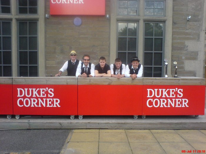 13. THE DUKES CORNER FANTASTIC LIVE VENUE