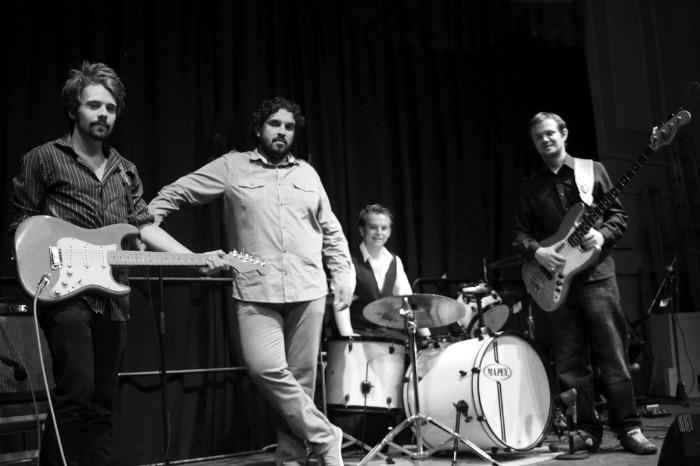 The Delta Sons : main Freak Music profile photo