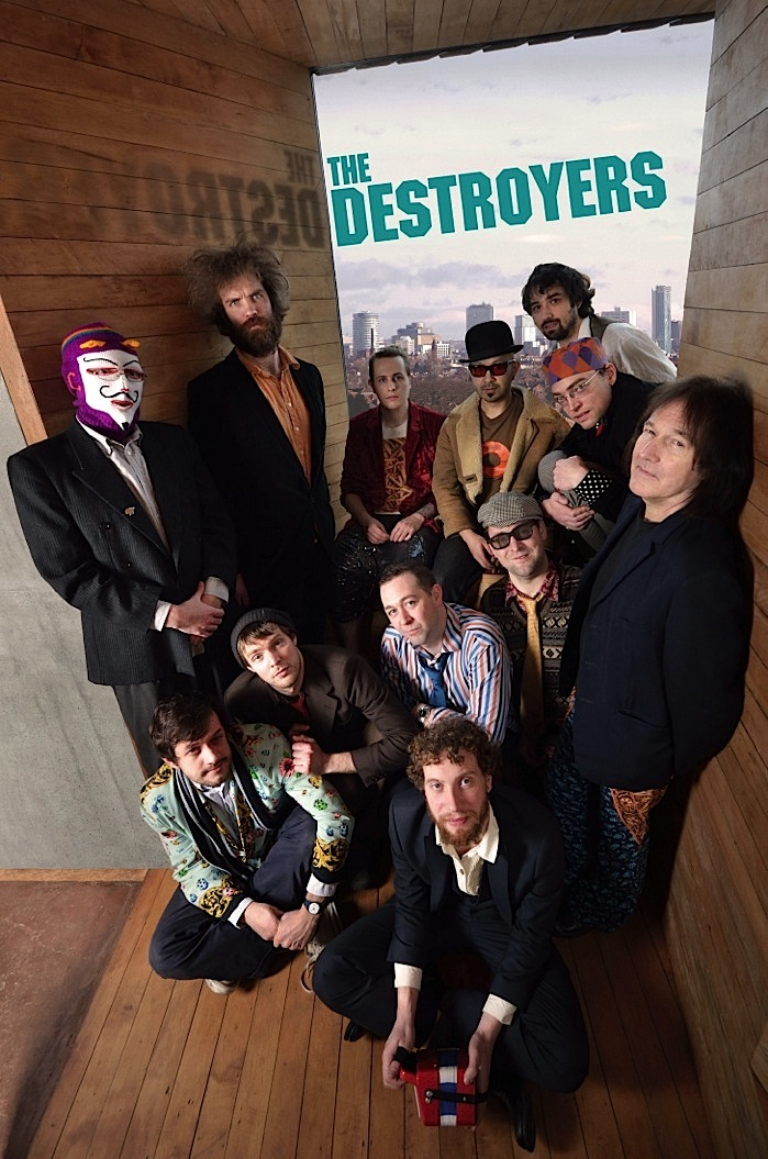 The Destroyers : photo : None