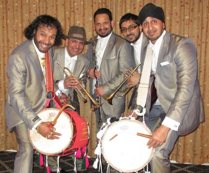 The Dhol Blasters : photo : DB 1