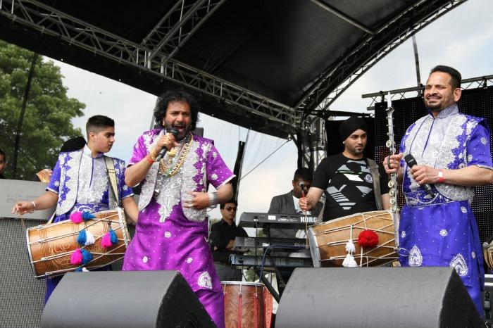 The Dhol Blasters : photo : DB 4