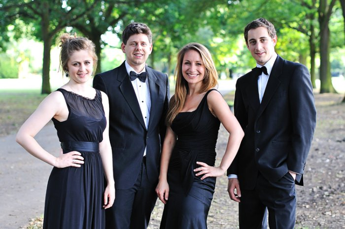 The Ealing String Quartet : main Freak Music profile photo