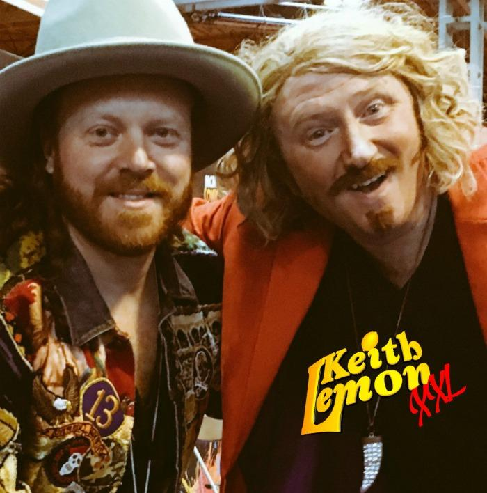3. With Keith Lemon