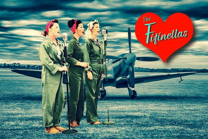 2. The Fifinellas 1940s