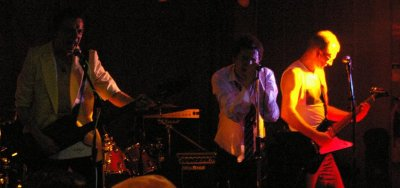 1. Live in Torbothie Club, Shotts