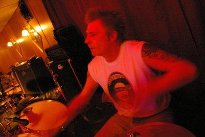 5. Bob - Drums
