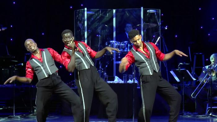 1. Theyve got the moves!