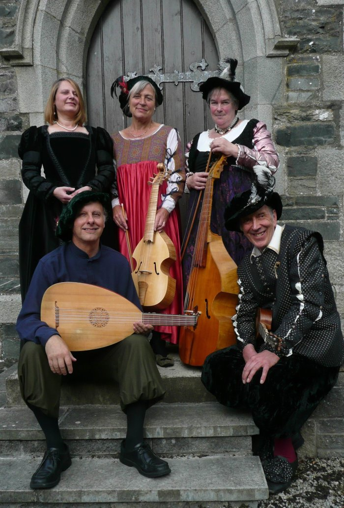 1. The Galloway Consort - Wigtown