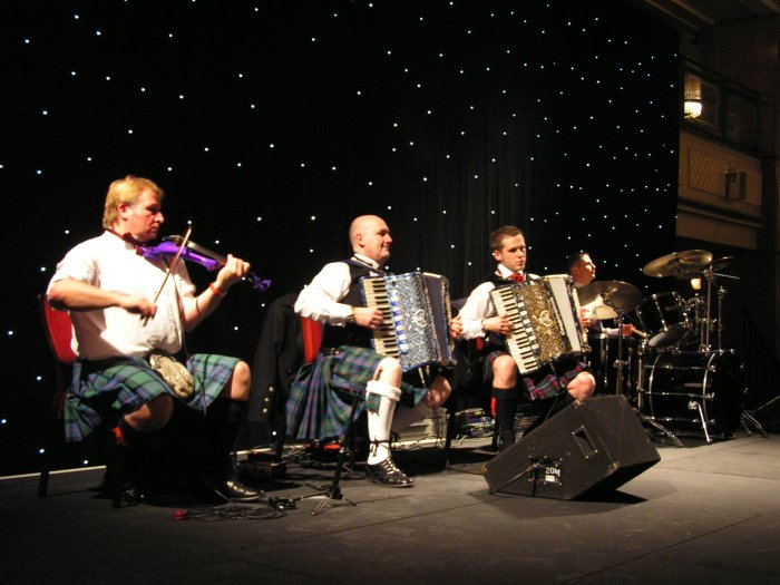 The Gary Blair Ceilidh Band : main Freak Music profile photo