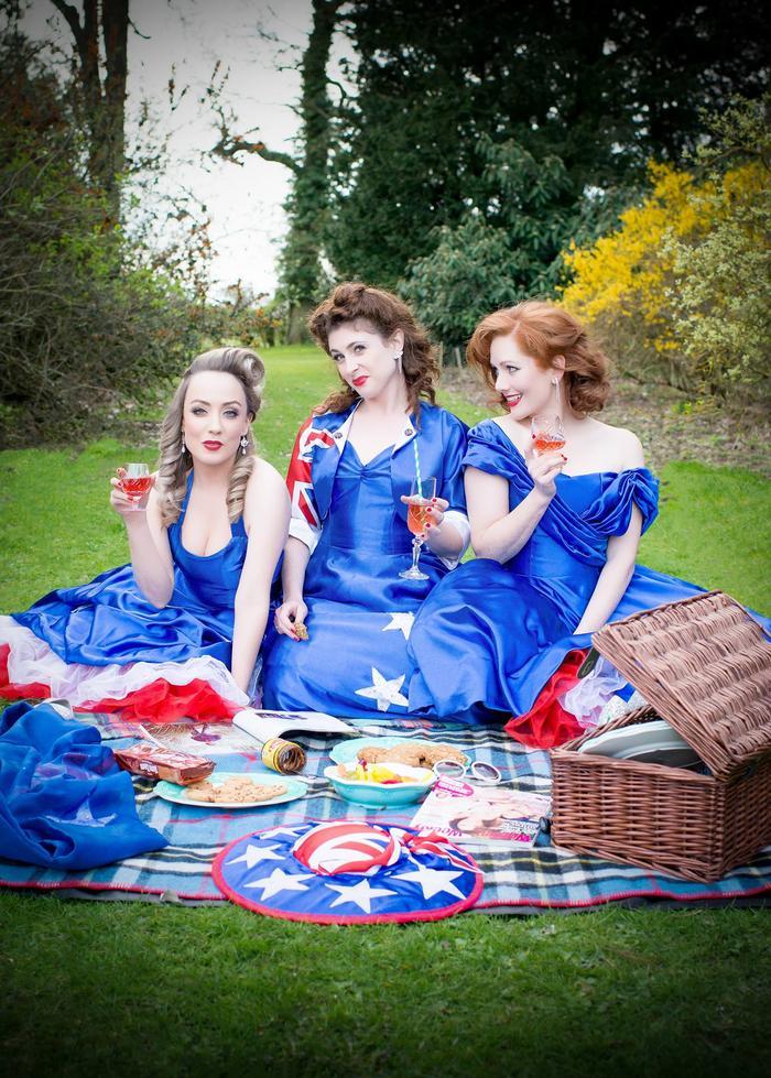 3. The Girls from Oz- Aussie Sheilas!