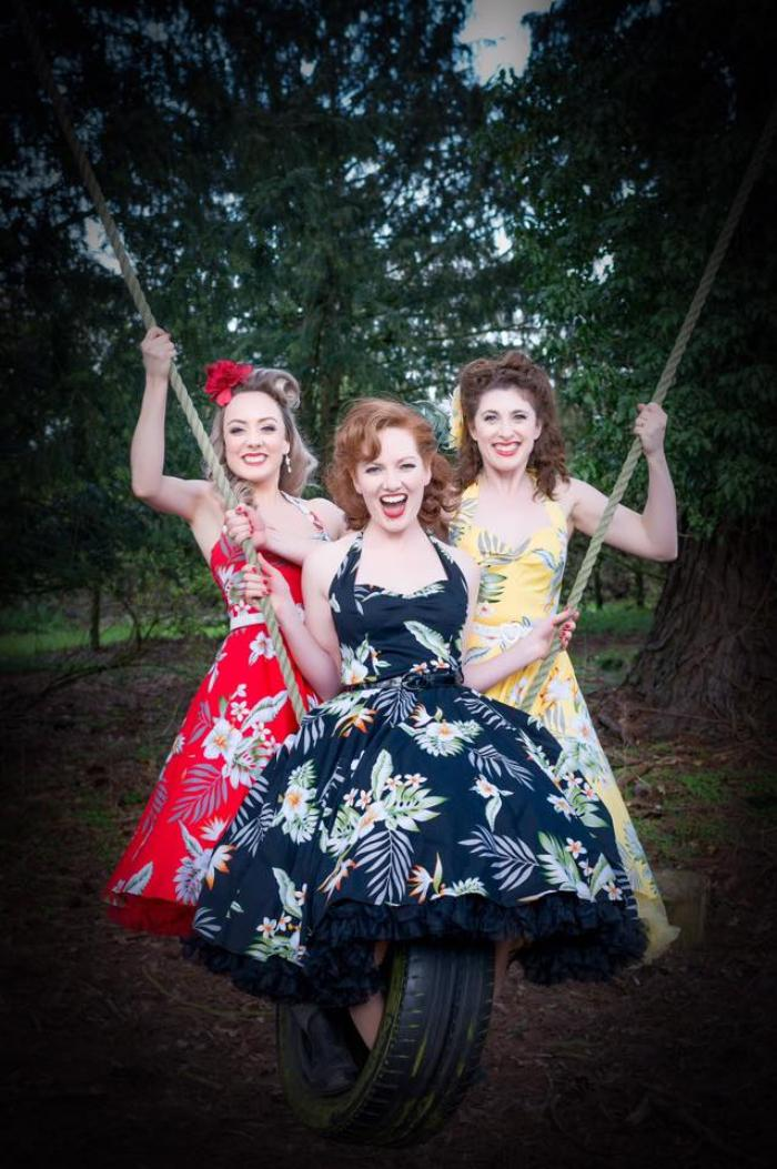 2. The Girls from Oz- Vintage Act