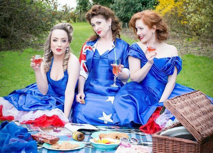 The Girls From Oz : main Freak Music profile photo