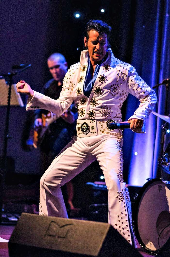 7. Elvis Tribute Act Live at Hanilton Town House