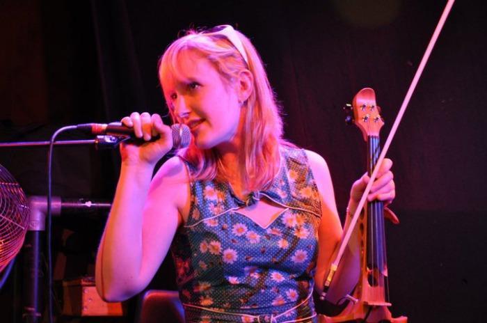 7. Emma Pethyridge - Fiddle