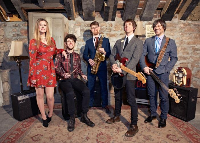 The Honey Moons : main Freak Music profile photo