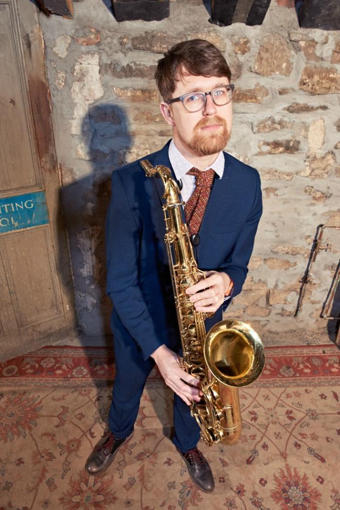 4. Tom Pickles - Sax