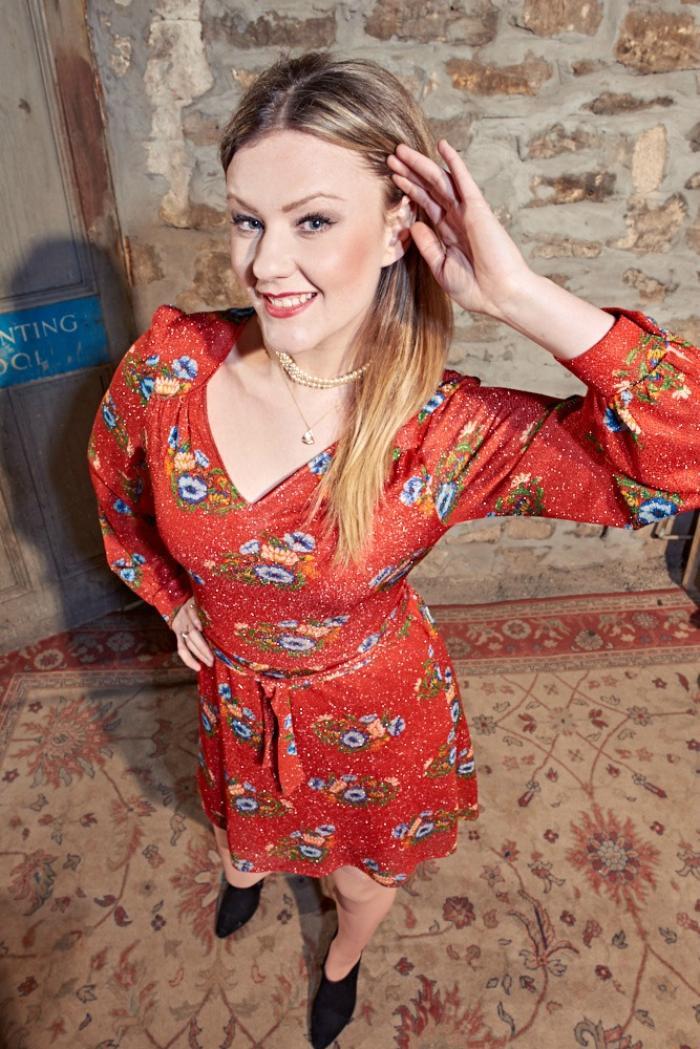 3. Kirsten Adamson - Lead vocals/guitar