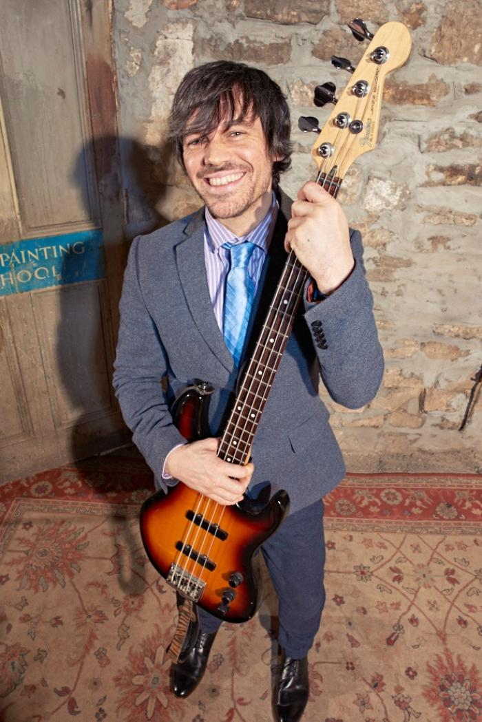 5. Paul Gilbody - Bass/vocals