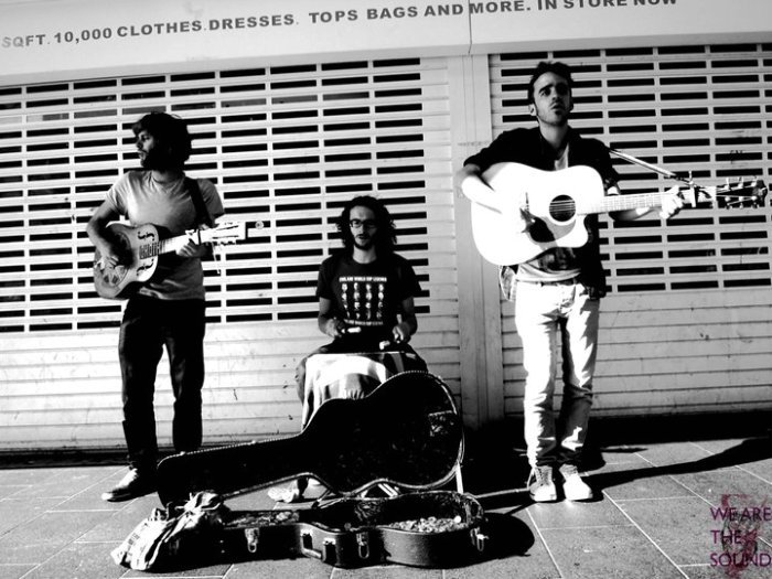 The Hope Street Busking Band : main Freak Music profile photo