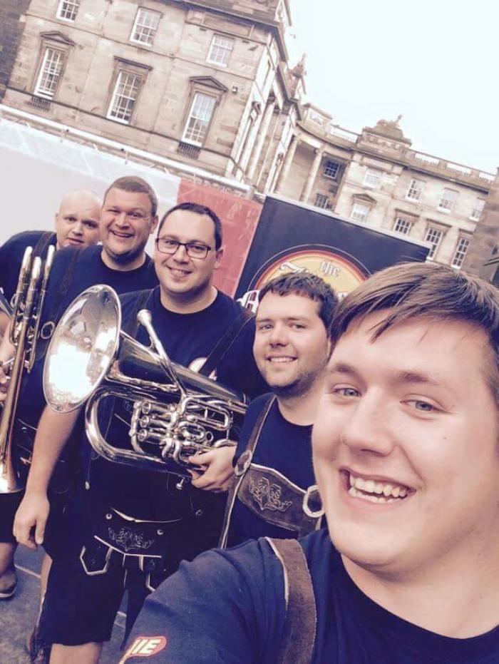 2. Edinburgh Fringe 2015