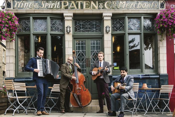 The Jonny Kerry Quartet : main Freak Music profile photo