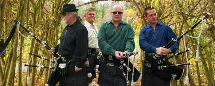 The Kingstown Scottish Pipe Band : main Freak Music profile photo