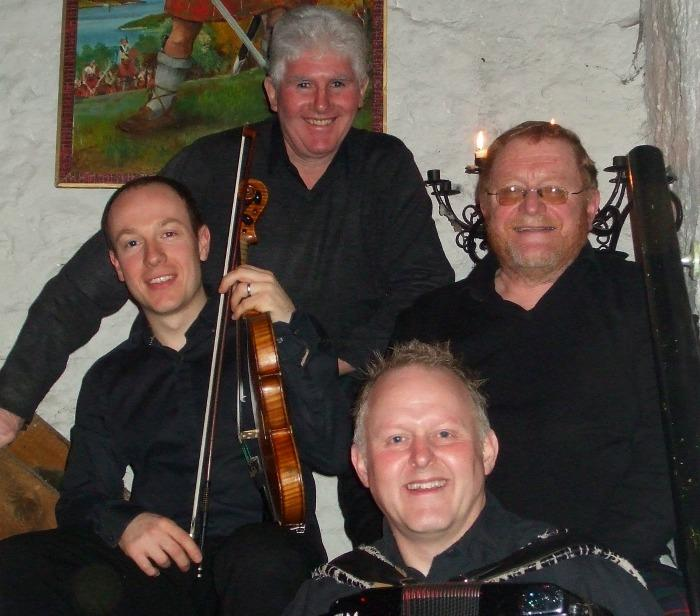The Kinlochard Ceilidh Band : main Freak Music profile photo