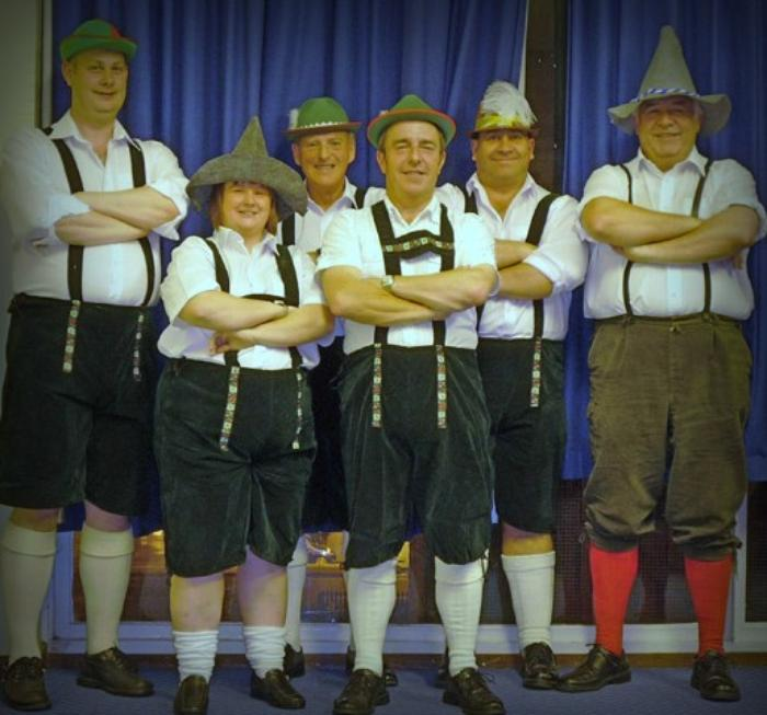 Kolonel Schnapps Oompah Band : main Freak Music profile photo