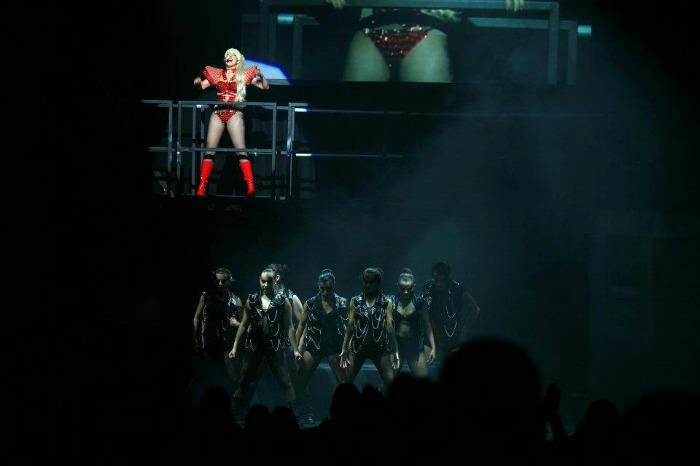 7. Lady Gaga Tribute