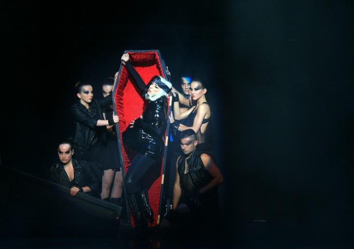 8. Lady Gaga Tribute