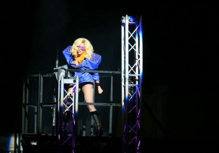 9. Lady Gaga Tribute