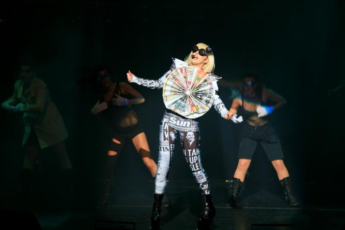 10. Lady Gaga Tribute