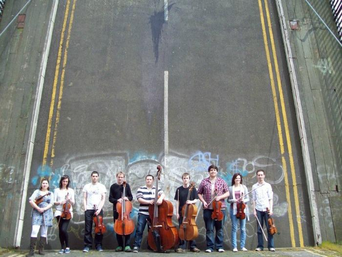 The Larkin Strings : main Freak Music profile photo