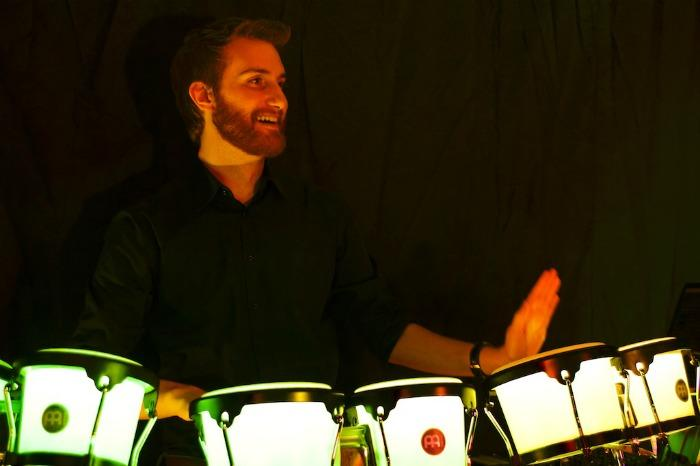3. Light-Up Bongos