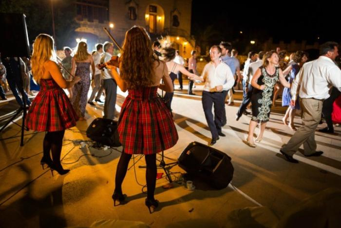2. Ceilidh Band in Malta