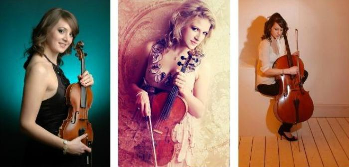 The London String Trio : main Freak Music profile photo