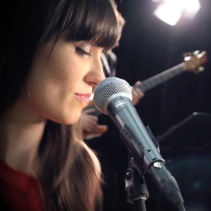 8. Emily Jackson - Vocalist