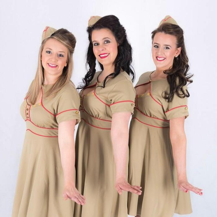 3. The McAndrews Sisters