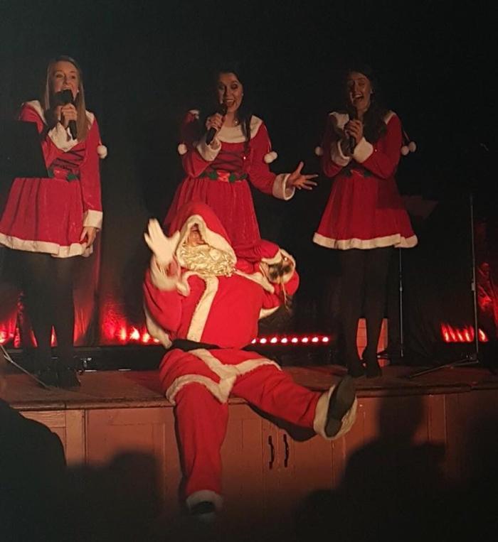 4. Christmas Belles 2016
