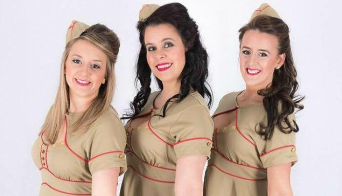 1. The McAndrews Sisters