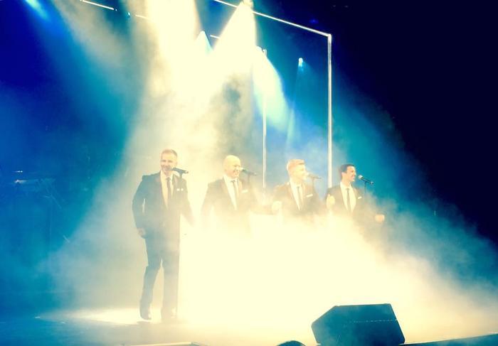 3. The Boys live onboard Norwegian Breakaway